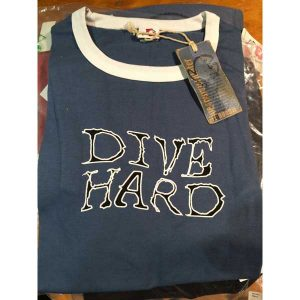 iQ T-shirt Dive Hard