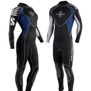 Scubapro 3mm wetsuit man