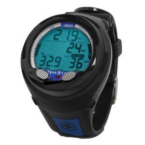 Aqualung i300 zwart blauw