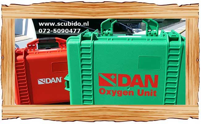 DAN Oxygen provider