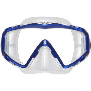 scubapro crystal vu blauw