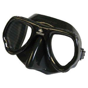 Beuchat Micro Max black masker