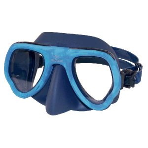 Beuchat Micro Max blue masker