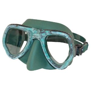 Beuchat Micro Max green masker