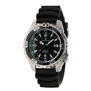 Momentum Horloge Deep 6 Zwart