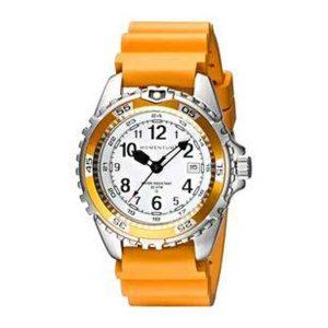 Momentum horloge twist oranje