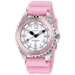 Momentum horloge twist roze