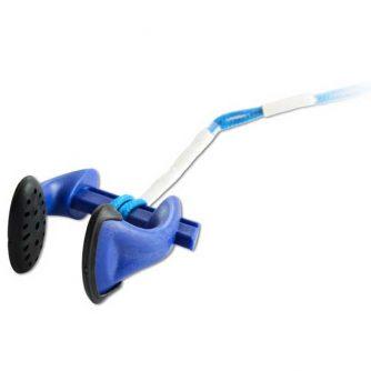 apnea nose clip blue