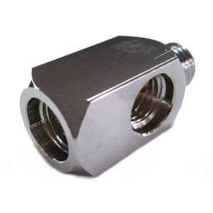 High Pressure Splitter Block