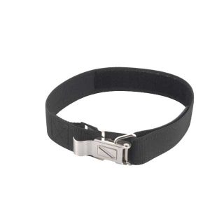 Tank band metal buckle