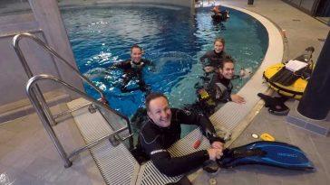 Freediving 14 september 2018