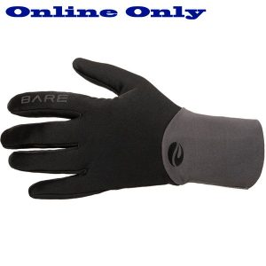 ExoWear Gloves Black