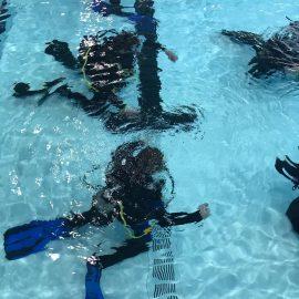 Zwembadlessen